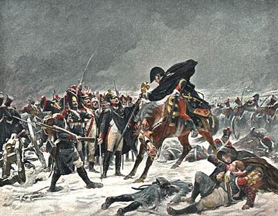 Русской гвардии в тильзите